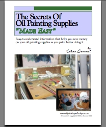 oil painting supplies manual