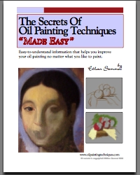 oil painting techniques manual cover